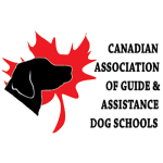 An image of Canadian Association of Guide & Assistance Dog Schools