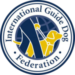 An image of the International Guide Dog Federation logo