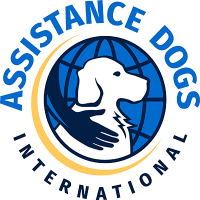An image of Assistance Dogs International logo