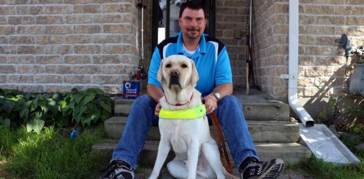 Guide Dog Handler Denied Access