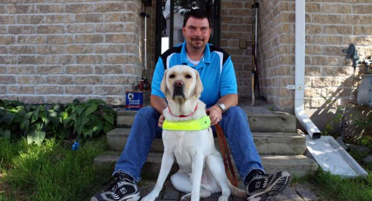 Guide Dog Handler Denied Access