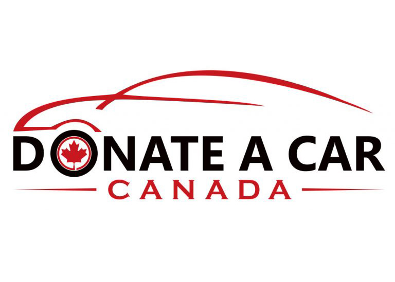 Donate a car logo