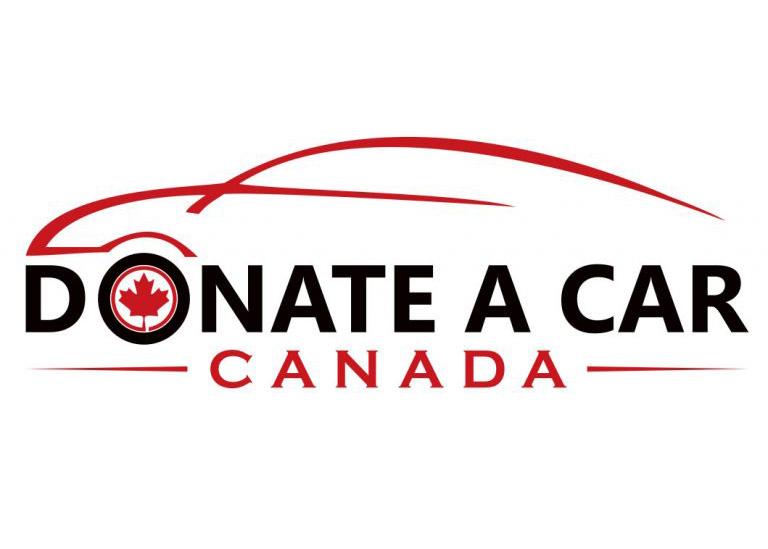 Donate a car logo