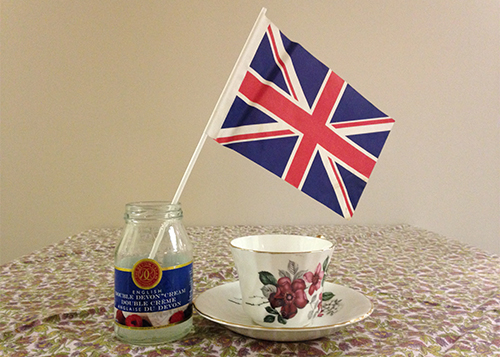 UK Day Tea