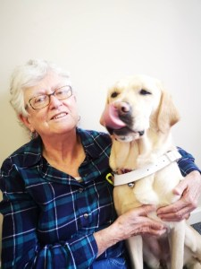 A Guide Dog Makes Independence Possible